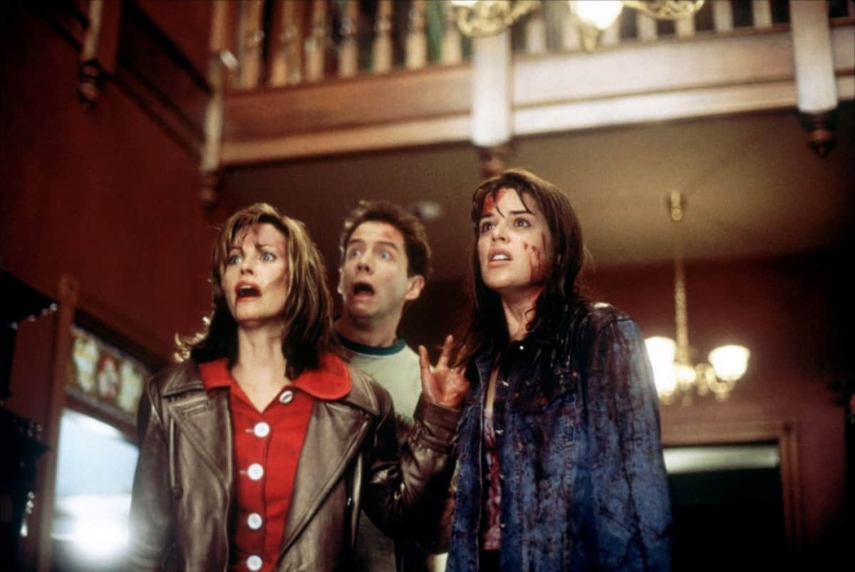 jump scares in scream 1996 � wheres the jump