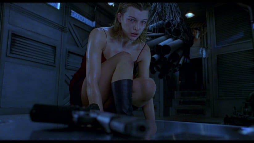 Resident Evil (2002) screenshot