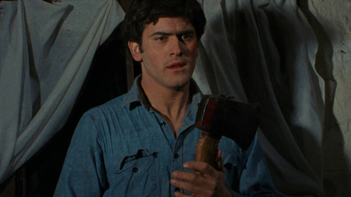 The Evil Dead (1981) screenshot