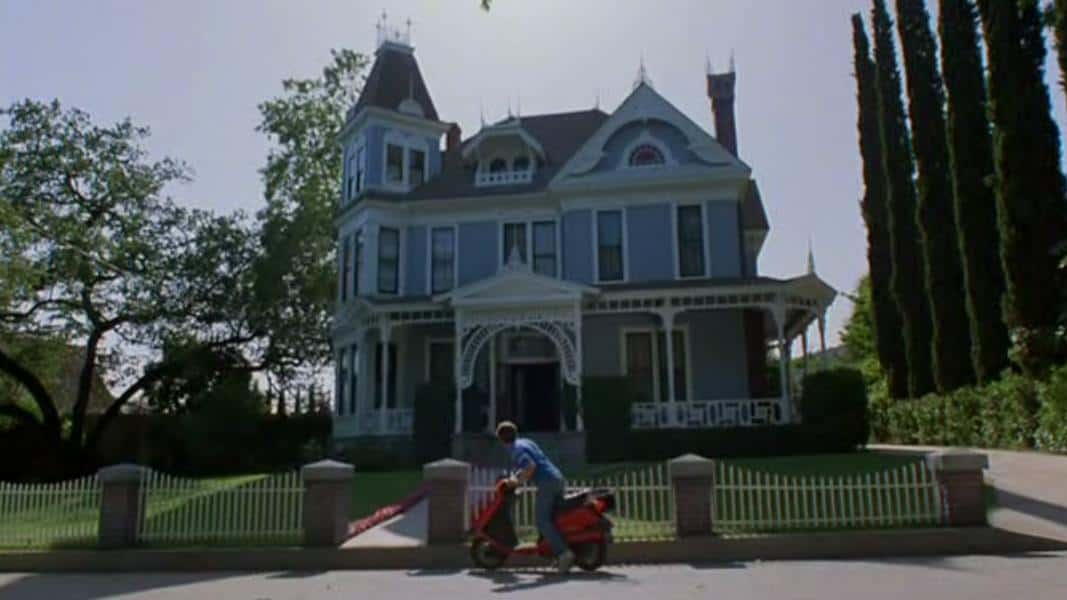 House (1986) screenshot