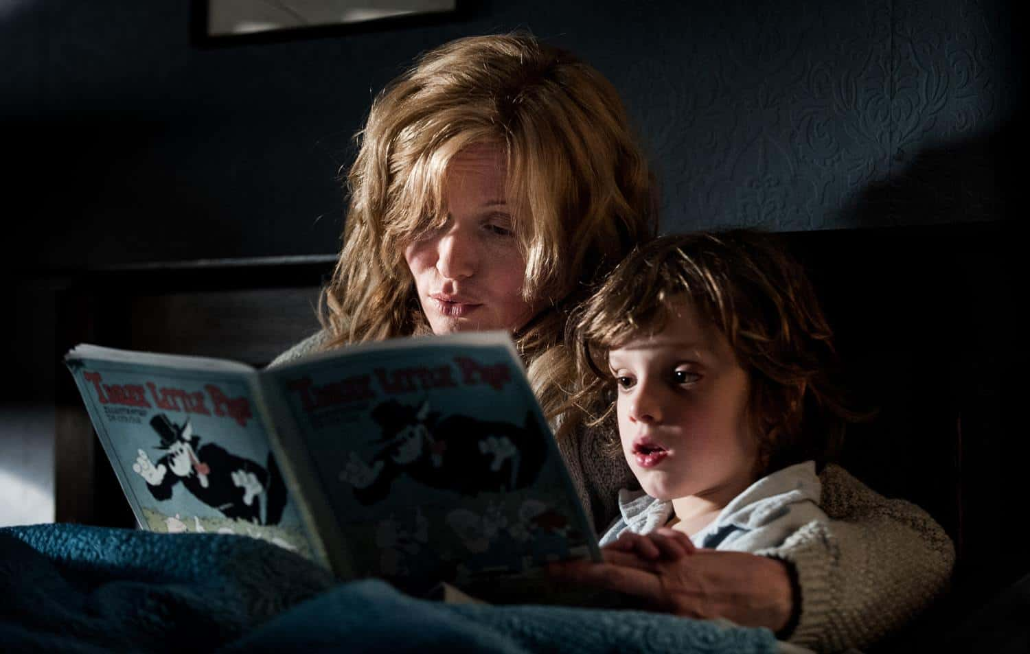 The Babadook – Original Australian Blu-Ray at 25fps (2014) screenshot