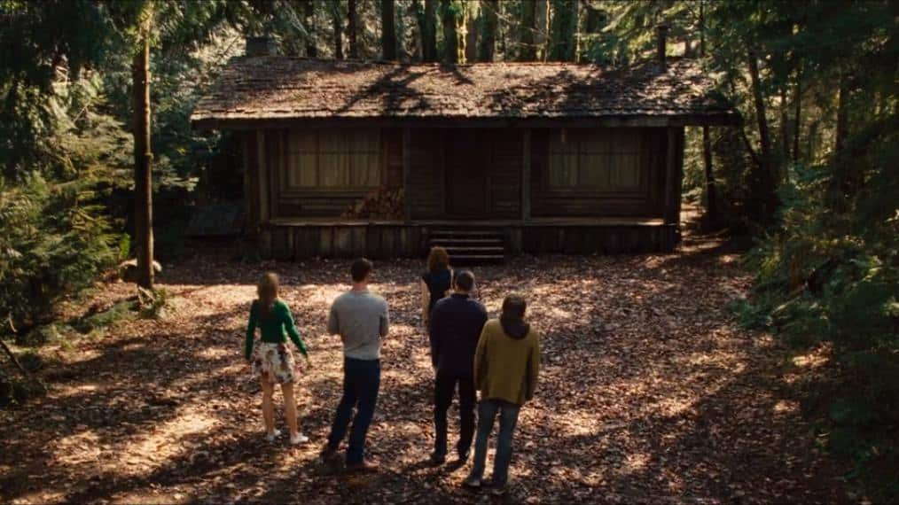 The Cabin In The Woods (2012) screenshot