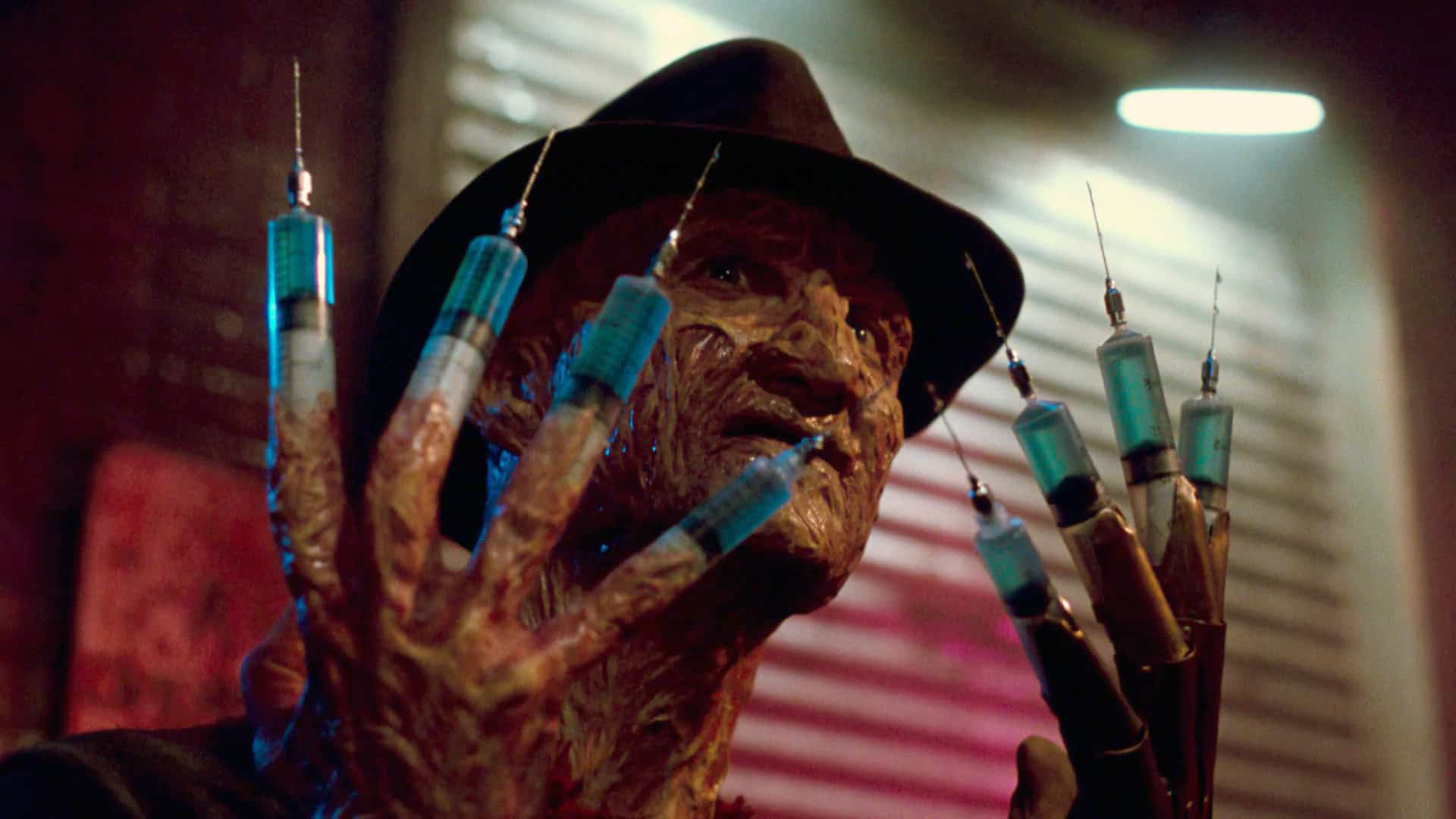 A Nightmare on Elm Street 3: Dream Warriors (1987) screenshot