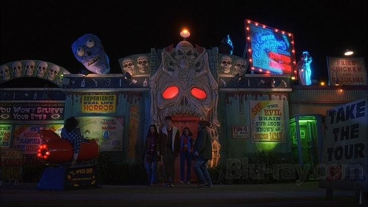 A House Of A Thousand Corpses Full Movie