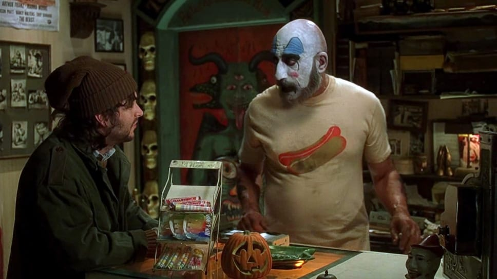 House of 1000 Corpses (2003) screenshot