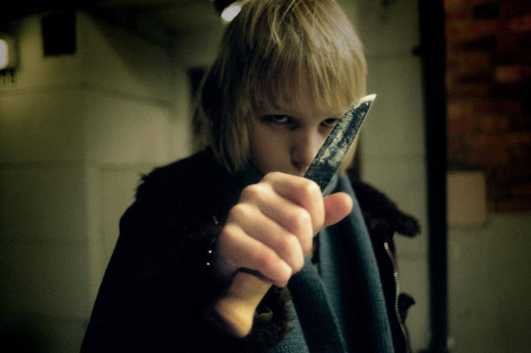 Let The Right One In (2008) screenshot