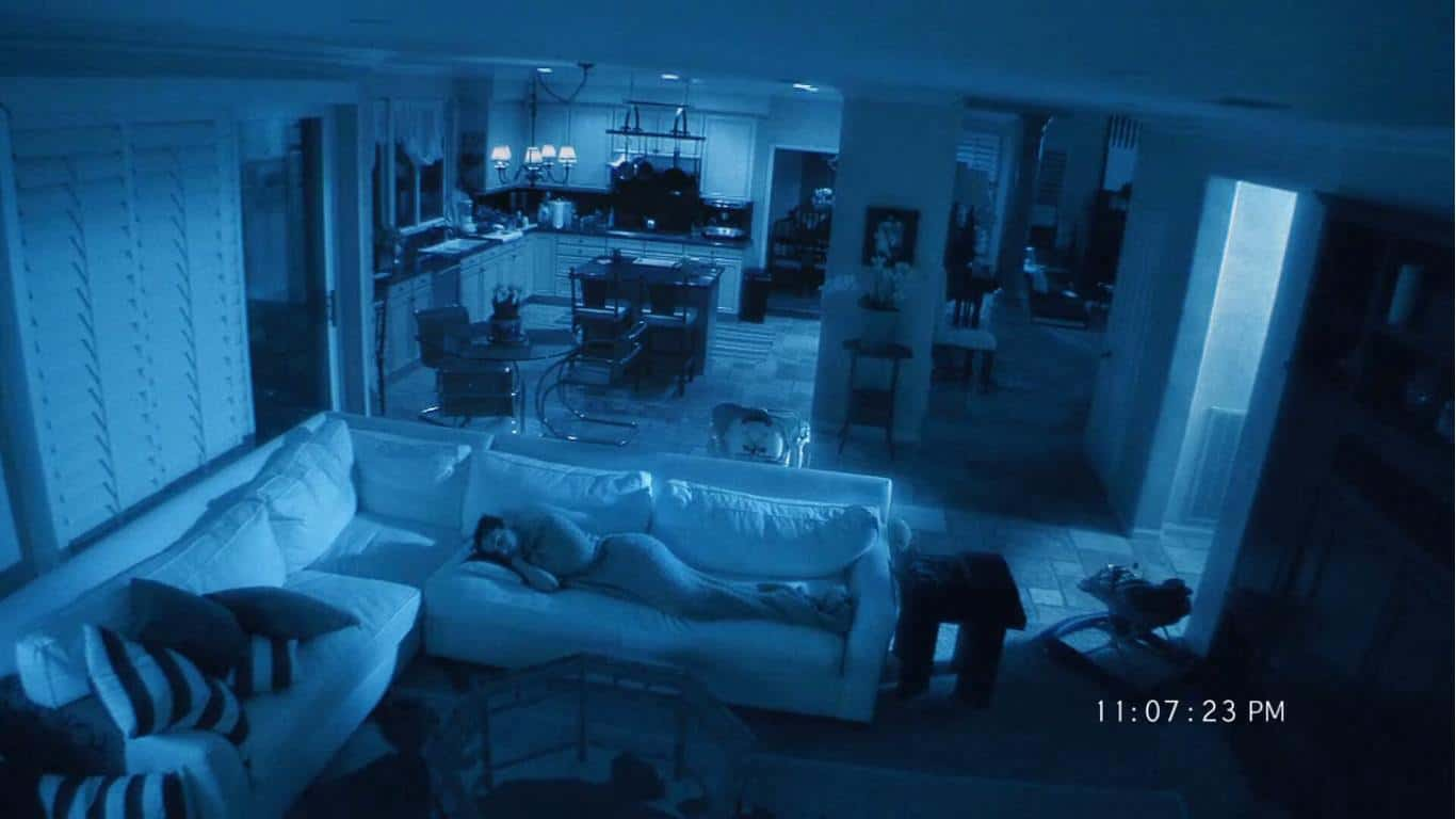 Paranormal Activity 2 (2010) screenshot