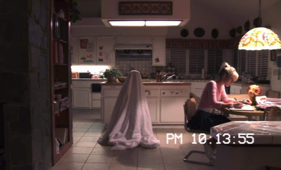 In Paranormal Activity...
