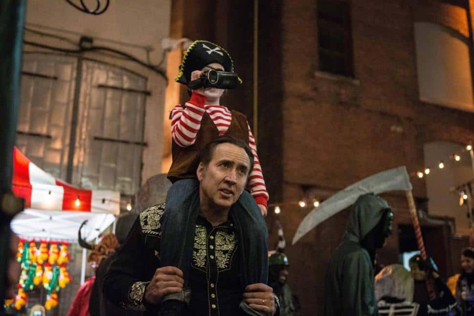 Pay The Ghost (2015) screenshot