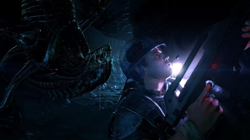 Aliens (1986) screenshot