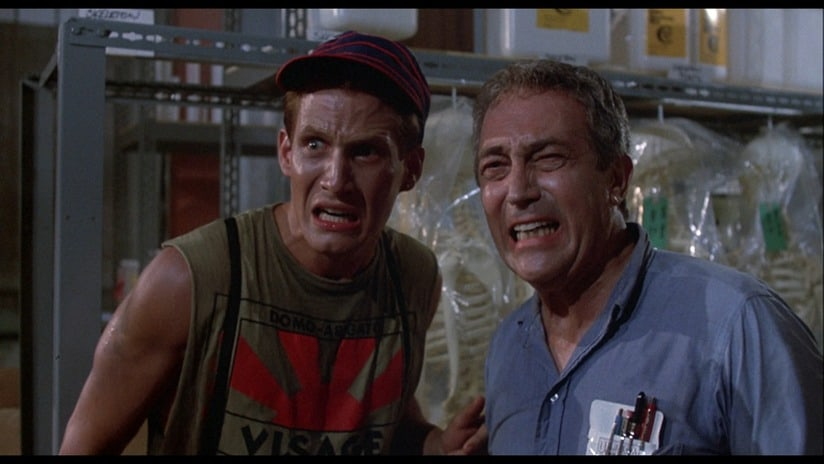 The Return of the Living Dead (1985) screenshot
