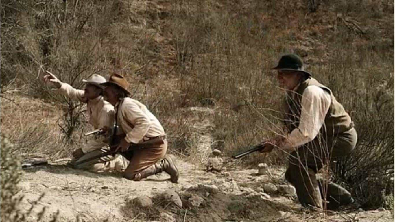Bone Tomahawk (2015) screenshot