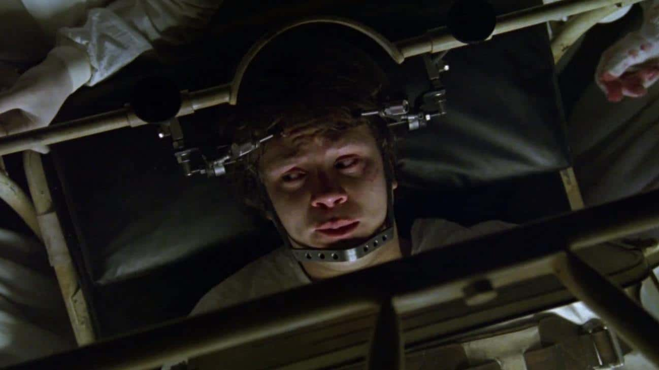 Jump Scares In Jacob S Ladder 1990 Where S The Jump