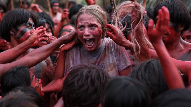 The Green Inferno (2013) screenshot