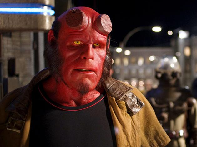 Hellboy (2004) screenshot