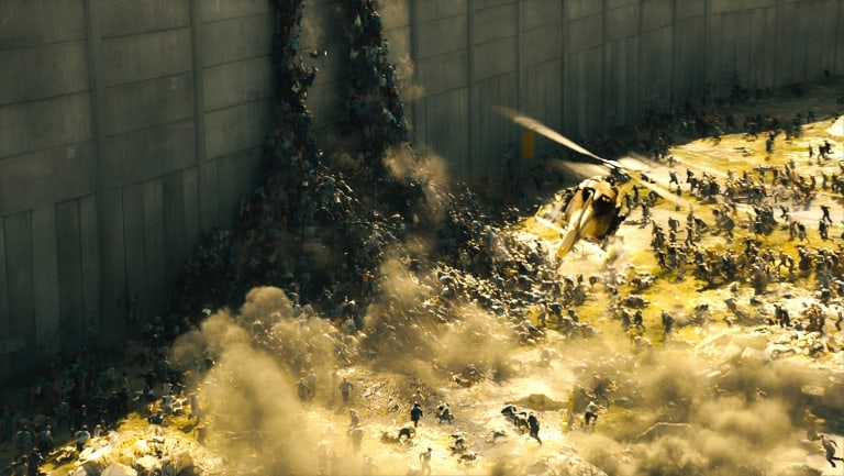 World War Z (2013) screenshot