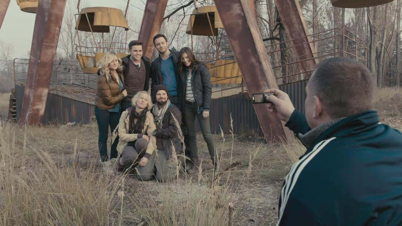 Chernobyl Diaries (2012) screenshot