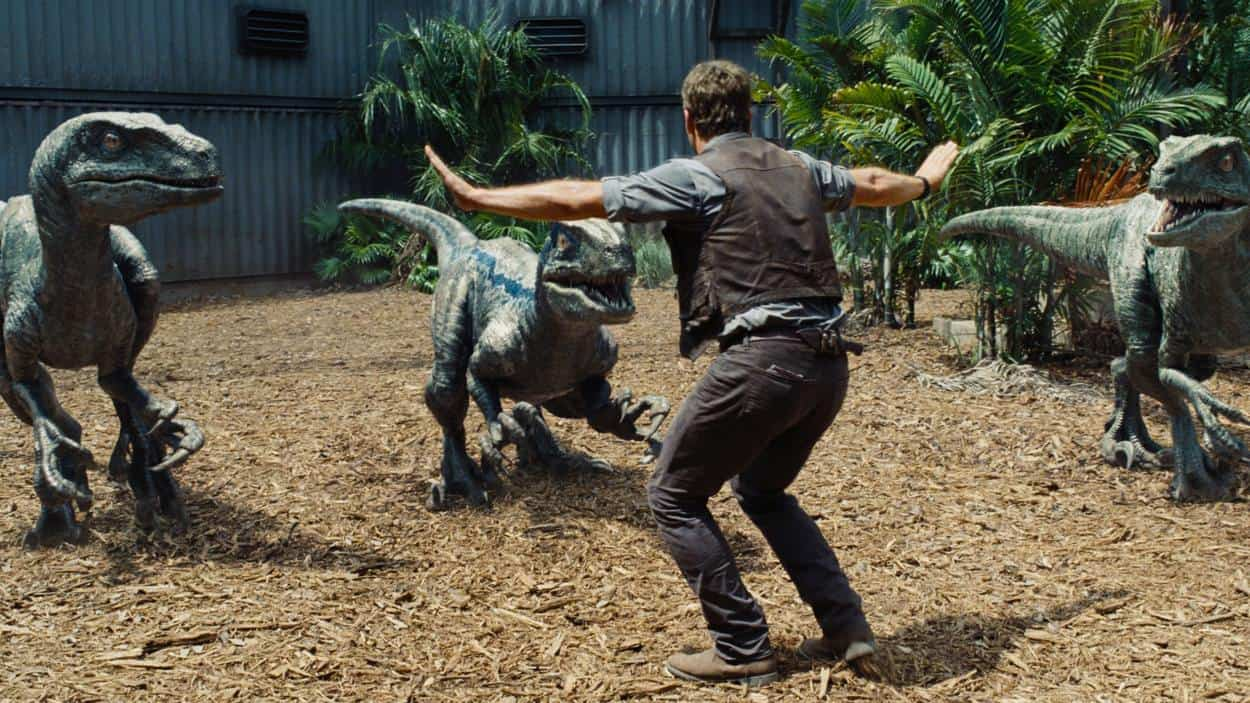 Jurassic World (2015) screenshot