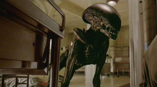 Alien 3 (1992) screenshot