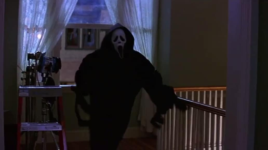 info pour 7ea0f 81b2b Jump Scares In Scream 3 (2000) – Where's The Jump?