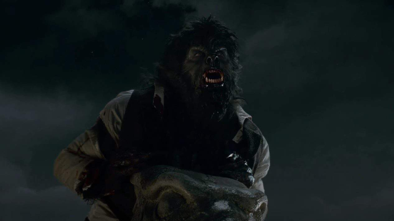 The Wolfman (2010) screenshot