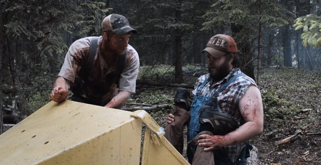 Tucker and Dale vs. Evil (2010) screenshot