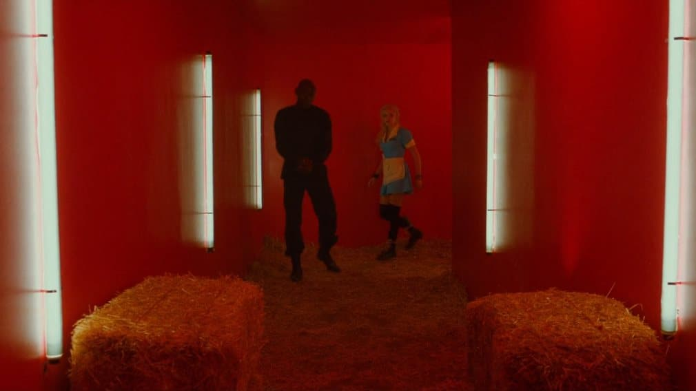 The Guest (2014) screenshot