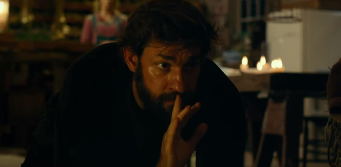 A Quiet Place (2018) screenshot