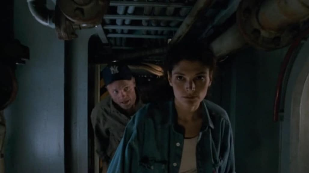The Abyss (1989) screenshot