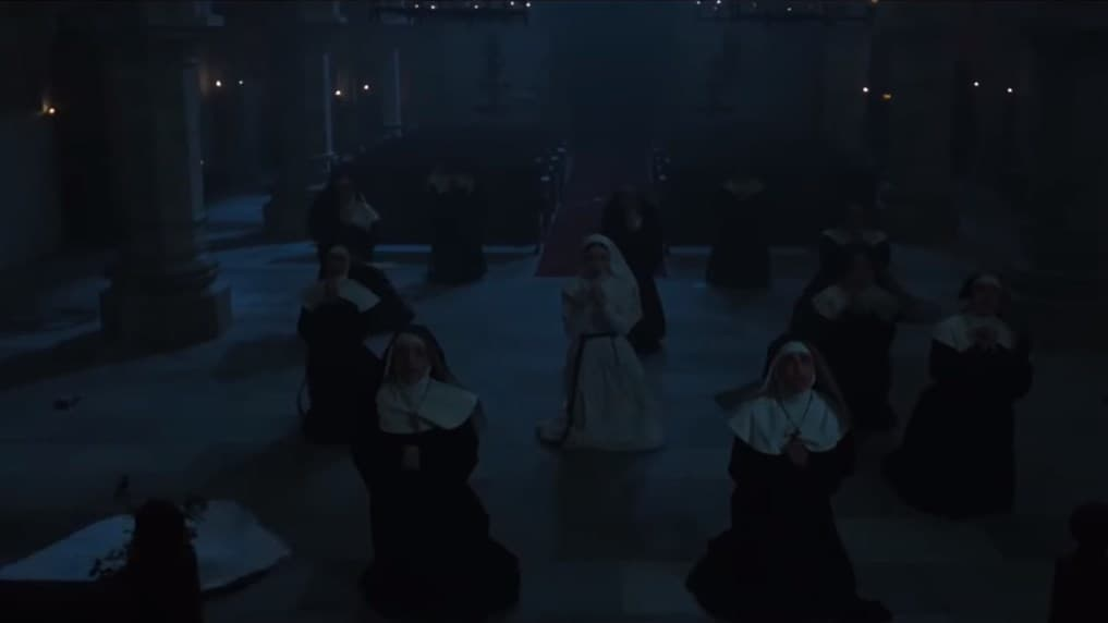 The Nun (2018) screenshot