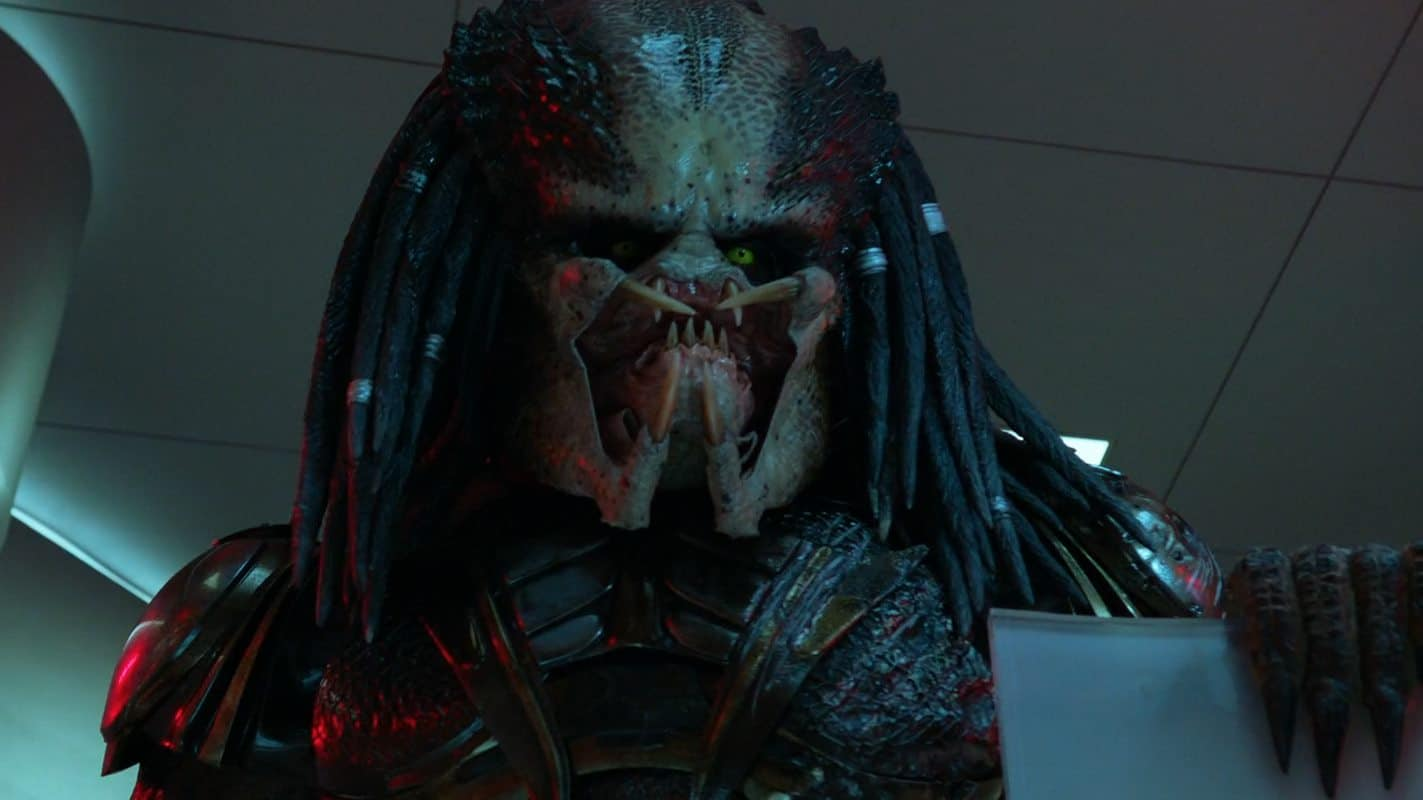 The Predator (2018) screenshot