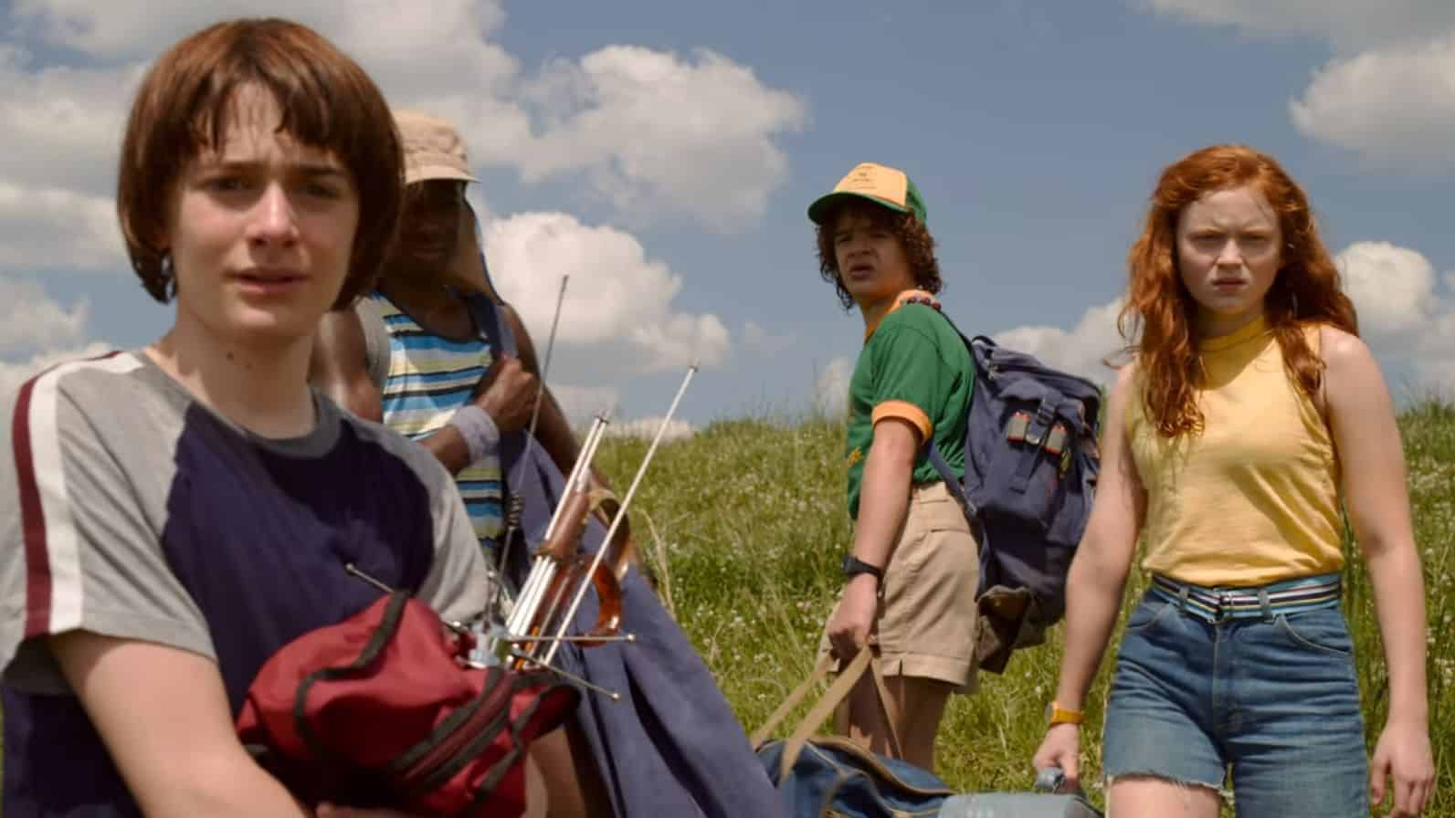 Stranger Things (Season 3) screenshot