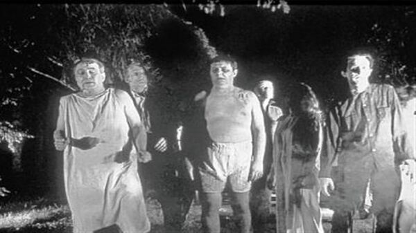 Night of the Living dead (1968) screenshot
