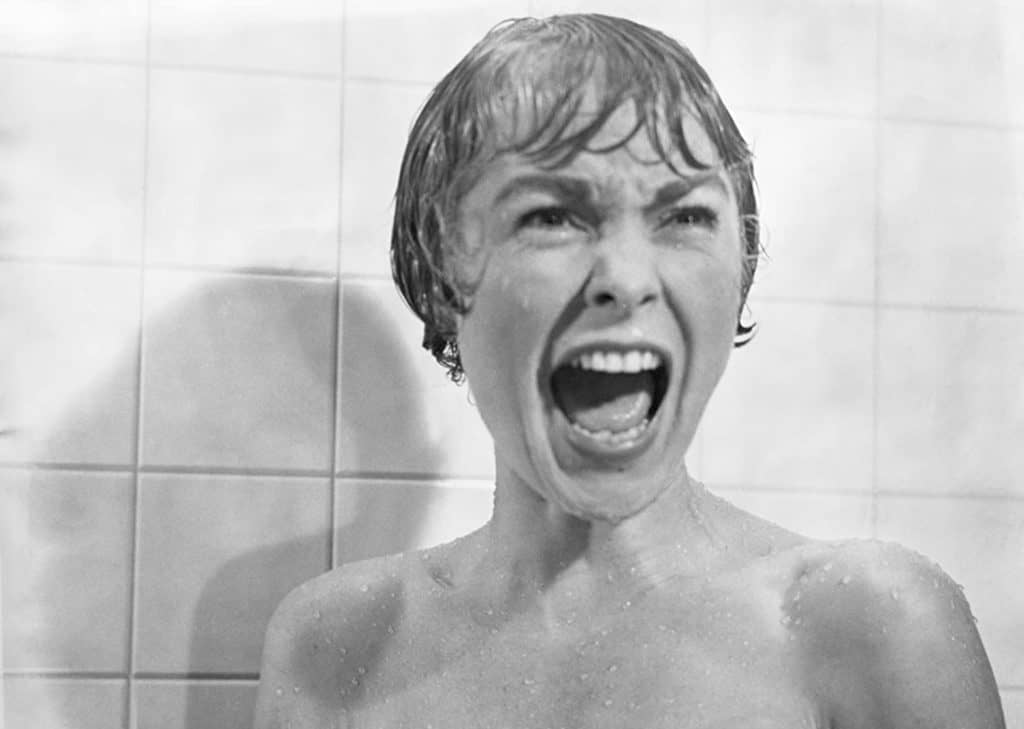 Janet Leigh in Psycho (1960)