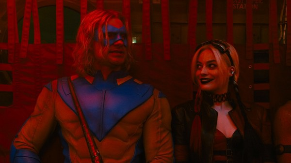 The Suicide Squad (2021) screenshot
