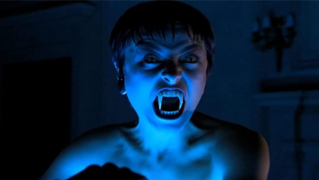 The Lair of the White Worm (1988) screenshot